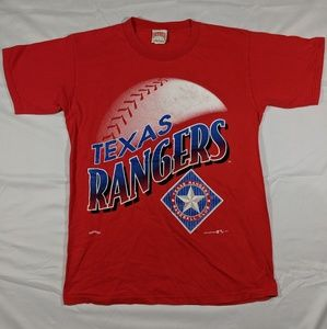Nutmeg Texas Ranger vintage 1995 t shirt